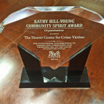 Kathy Hill-Young Community Spirit Award
