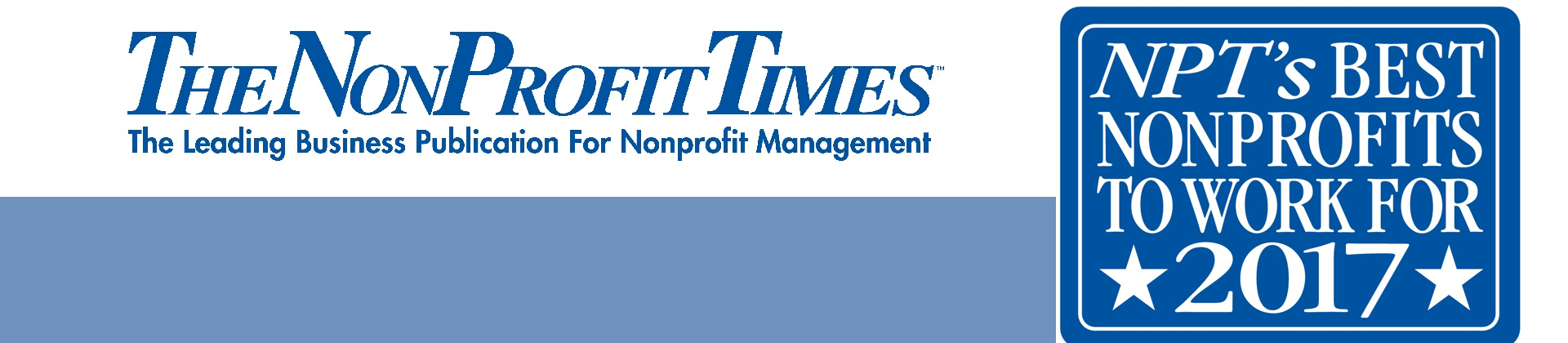 CTR Awarded Best Nonprofits To Work For 3 Years in a Row